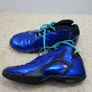 Nike Hyperflight Metallic Blue size 8.5